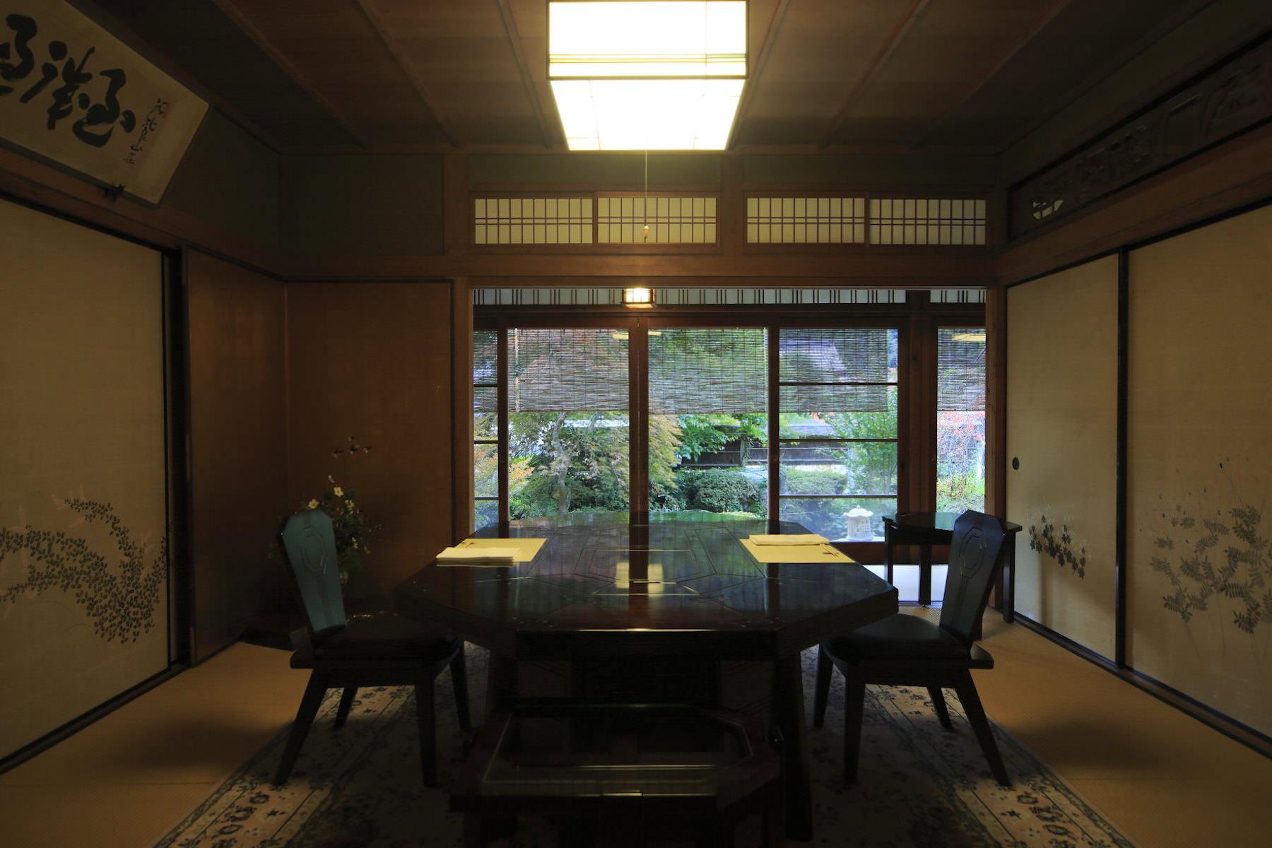 比良山荘の4枚目のカバー写真